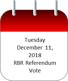 Referendum Vote December 11, 2018