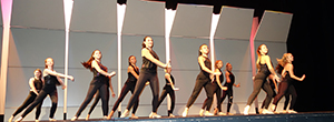RBR Dance VPA Dance Majors present their Winter Dance Showcase on Friday, January 11