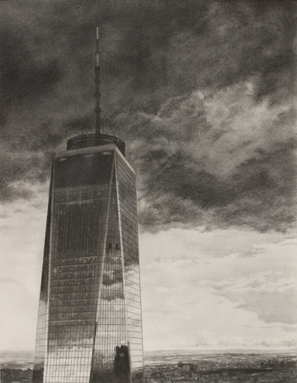 1 World Trade Center by Hannah Gazdus