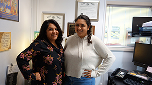 Marisol Mondaca Named RBR Educational Professional of the Year with her daughter Carolina