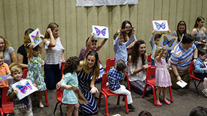 Little Bucs Pre-school graduation was held on June 8