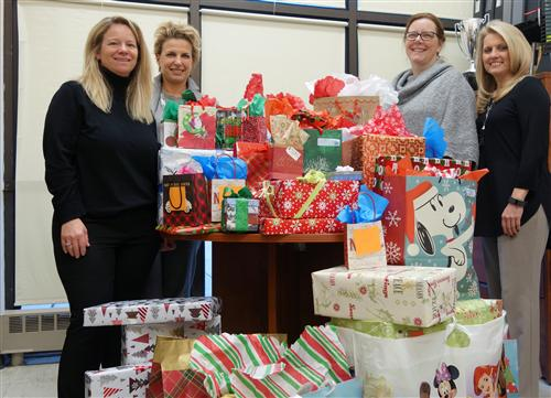 RBR Source and BUC  Backer Foundation Partner for Holiday Giving