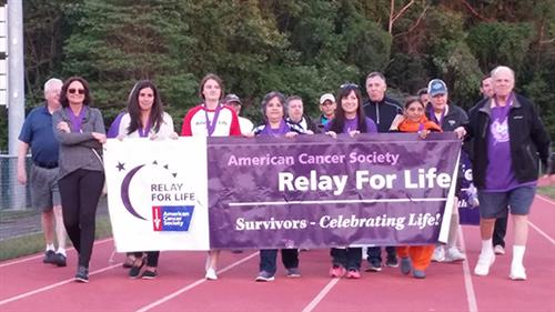 Relay for Life of the Two Rivers Take Place Friday, May 17-18