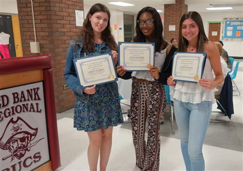 SOURCE Foundation Scholarship winners