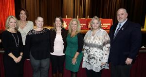 RBR staff and panel that made the Audrie & Daisy Screening possible