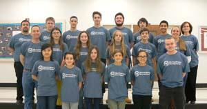 RBR-trained teams competing in the CyberPatriot's National Youth Cyber Defense Competition
