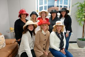 The RBR Buc Backers of the Ladies' Luncheon Committee invite you to don your favorite hats.