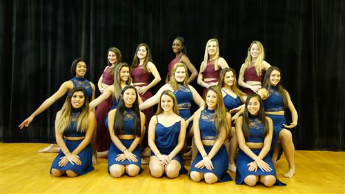 The RBR VPA dance majors present a Winter Dance Showcase on Wednesday, January 13 at the RBR theatre
