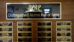 The public is requested to put forth nominations that allowed RBR to honor its very worthy alumni.