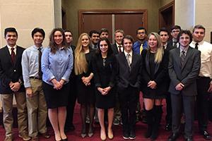 RBR sent 14 students to the State FBLA competition in Atlantic City on March 16