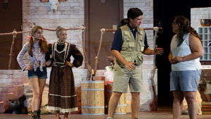 RBR VPA Summer Campers  Perform Holllywood Hillbillies