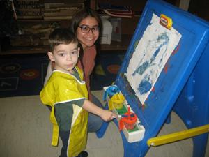 The RBR Little Buc's pre-school now accepting applications for morning and new afternoon session
