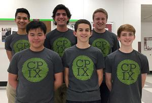 RBR Team Maroon took first place in the NJ CyberPatriot State Competition