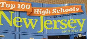 RBR continues to be identified by New Jersey Monthly's   as one of  the Top 100 high school s in Ne