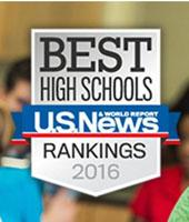 RBR was ranked as one of the best high schools in the Nation according to U.S. News & World Report