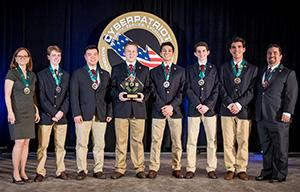 RBR Team Maroon took second place in CyberPatriot National Competition