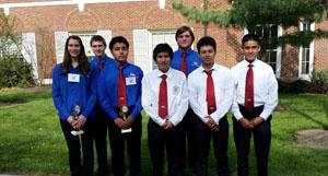 RBR's competitors in the TSA competition