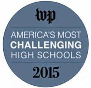 RBR named a Most Challenging School