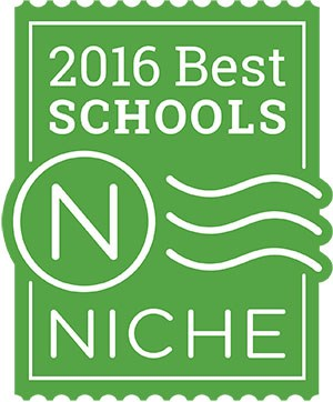 In its recently released 2016 ratings, RBR received an A+ rating from Niche